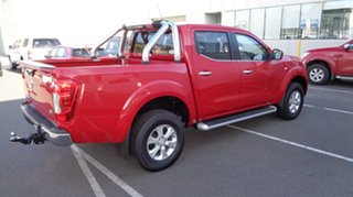 2018 Nissan Navara D23 S3 ST Burning Red 6 Speed Manual Utility