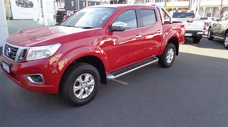 2018 Nissan Navara D23 S3 ST Burning Red 6 Speed Manual Utility.