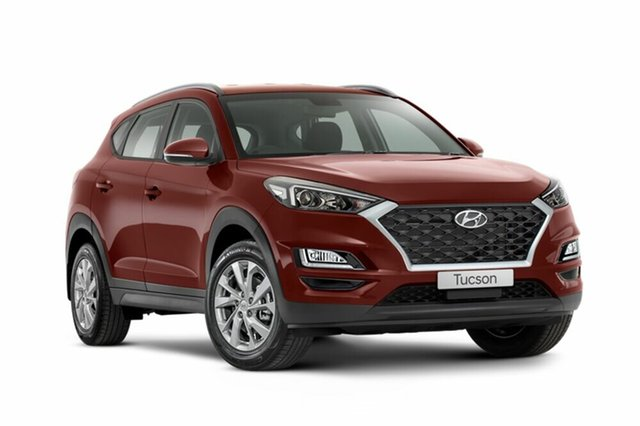 Demo Hyundai Tucson TL3 MY19 Active X 2WD, 2019 Hyundai Tucson TL3 MY19 Active X 2WD Gemstone Red 6 Speed Automatic Wagon
