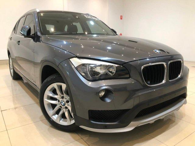 Used BMW X1 E84 MY0314 sDrive18d, 2014 BMW X1 E84 MY0314 sDrive18d Grey 8 Speed Sports Automatic Wagon