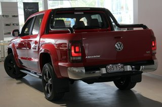 2018 Volkswagen Amarok 2H MY19 TDI580 4MOTION Perm Highline Edition Tornado Red 8 Speed Automatic.
