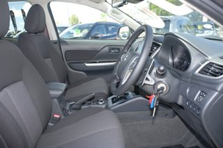 2018 Mitsubishi Triton MR MY19 GLS Graphite Grey 6 Speed Automatic