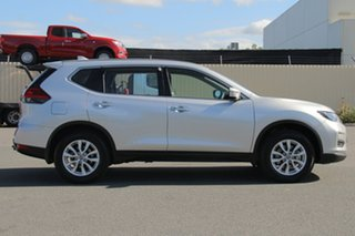 2017 Nissan X-Trail T32 Series II ST X-tronic 2WD Silver 7 Speed Constant Variable Wagon.