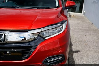 2019 Honda HR-V MY20 VTi-LX Passion Red 1 Speed Constant Variable Hatchback