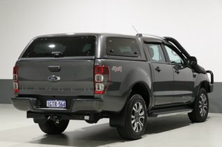 2016 Ford Ranger PX MkII MY17 Wildtrak 3.2 (4x4) Graphite 6 Speed Automatic Dual Cab Pick-up