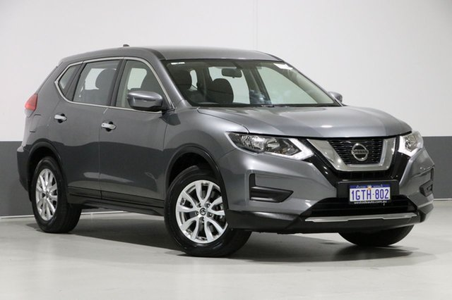Used Nissan X-Trail T32 ST 7 Seat (FWD), 2017 Nissan X-Trail T32 ST 7 Seat (FWD) Grey Continuous Variable Wagon