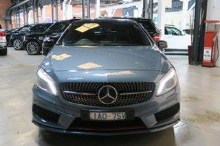 2013 Mercedes-Benz A250 W176 Sport D-CT Blue 7 Speed Sports Automatic Dual Clutch Hatchback