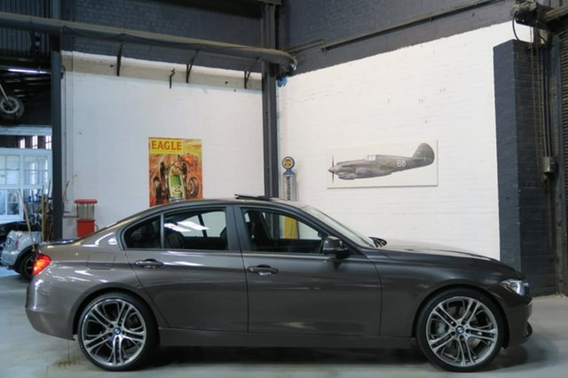 Used BMW 335i F30 MY0812 , 2012 BMW 335i F30 MY0812 Bronze 8 Speed Sports Automatic Sedan