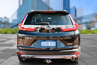 2018 Honda CR-V RW MY18 VTi-L FWD Midnight Forest 1 Speed Constant Variable Wagon