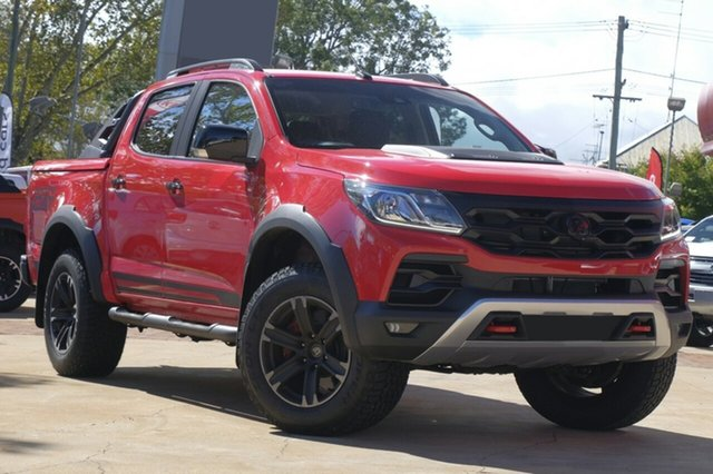 New Holden Special Vehicles Colorado RG MY18 SportsCat+ Pickup Crew Cab, 2018 Holden Special Vehicles Colorado RG MY18 SportsCat+ Pickup Crew Cab Absolute Red 6 Speed