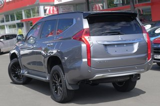 2019 Mitsubishi Pajero Sport QE MY19 Black Edition Titanium 8 Speed Sports Automatic Wagon.