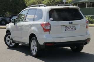 2013 Subaru Forester S4 MY13 2.0D-L AWD Pearl White 6 Speed Manual Wagon.
