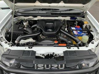 2016 Isuzu MU-X LS-M White 5 Speed Automatic Wagon