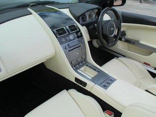2005 Aston Martin DB9 MY05 Volante Black 6 Speed Sports Automatic Convertible
