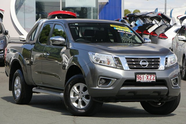Used Nissan Navara D23 S2 ST King Cab, 2017 Nissan Navara D23 S2 ST King Cab Grey 7 Speed Sports Automatic Utility