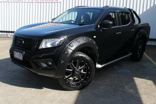 Used Nissan Navara D23 S2 ST, 2017 Nissan Navara D23 S2 ST Black 7 Speed Sports Automatic Utility