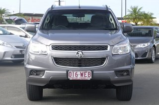2015 Holden Colorado 7 RG MY16 LT Grey 6 Speed Sports Automatic Wagon