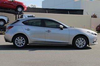 2015 Mazda 3 BM5478 Neo SKYACTIV-Drive Silver 6 Speed Sports Automatic Hatchback.