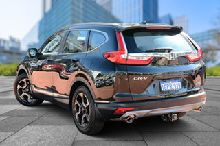 2018 Honda CR-V RW MY18 VTi-L FWD Midnight Forest 1 Speed Constant Variable Wagon.