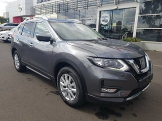 2018 Nissan X-Trail T32 Series 2 ST-L (4WD) Gun Metallic Continuous Variable Wagon.