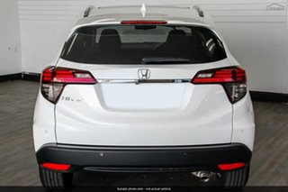 2018 Honda HR-V MY18 VTi-LX White Orchid 1 Speed Constant Variable Hatchback.
