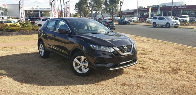 New Nissan Qashqai J11 MY18 ST, 2019 Nissan Qashqai J11 MY18 ST Nightshade Continuous Variable Wagon