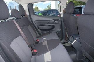 2021 Mitsubishi Triton MR MY21 GLX+ Double Cab Sterling Silver 6 Speed Manual Utility.