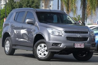 2015 Holden Colorado 7 RG MY16 LT Grey 6 Speed Sports Automatic Wagon.