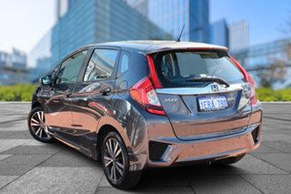 2015 Honda Jazz GF MY15 VTi-L Modern Steel 1 Speed Constant Variable Hatchback.