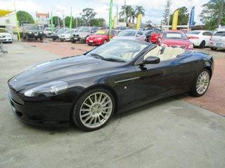 2005 Aston Martin DB9 MY05 Volante Black 6 Speed Sports Automatic Convertible.