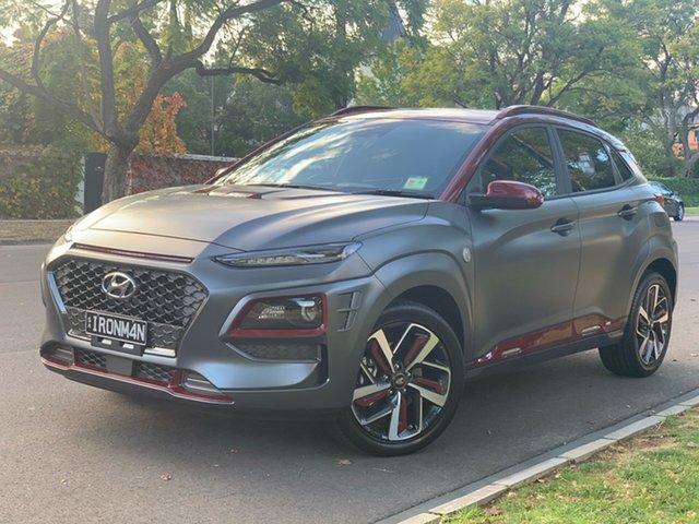 Demo Hyundai Kona  , OS.2 KONA WG IRON MAN 1.6P DCT