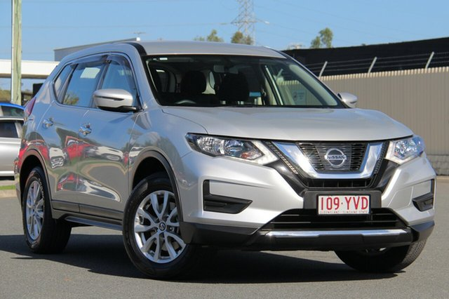 Used Nissan X-Trail T32 Series II ST X-tronic 2WD, 2017 Nissan X-Trail T32 Series II ST X-tronic 2WD Silver 7 Speed Constant Variable Wagon