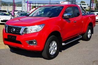 2017 Nissan Navara D23 S2 ST King Cab Red 6 Speed Manual Utility