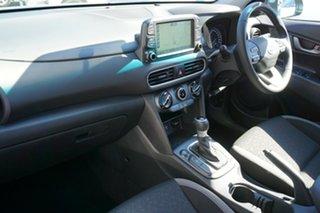 2018 Hyundai Kona OS.2 MY19 Active D-CT AWD Ceramic Blue 7 Speed Sports Automatic Dual Clutch Wagon