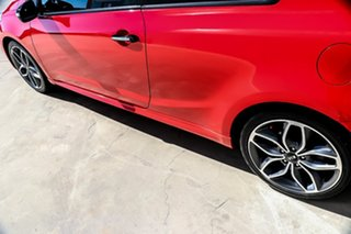 2013 Kia Cerato YD MY14 Koup Turbo Racing Red 6 Speed Manual Coupe