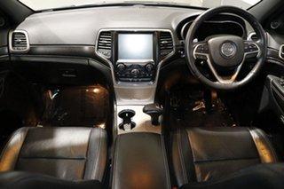 2015 Jeep Grand Cherokee WK MY15 Limited (4x4) Grey 8 Speed Automatic Wagon