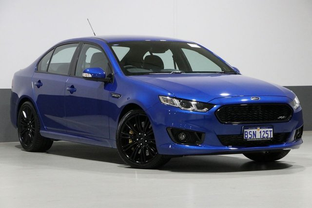 Used Ford Falcon FG X XR6 Sprint, 2016 Ford Falcon FG X XR6 Sprint Kinetic 6 Speed Auto Seq Sportshift Sedan