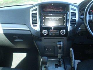 2016 Mitsubishi Pajero NX MY16 GLX Silver 5 Speed Sports Automatic Wagon