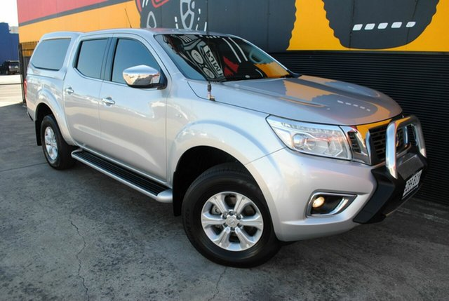 Used Nissan Navara D23 ST, 2015 Nissan Navara D23 ST Brilliant Silver 7 Speed Sports Automatic Utility