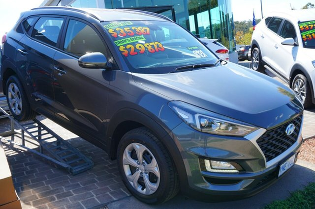 Demo Hyundai Tucson TL3 MY19 Go 2WD, 2018 Hyundai Tucson TL3 MY19 Go 2WD Pepper Gray 6 Speed Automatic Wagon