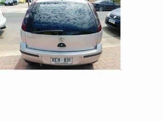 2005 Holden Barina XC MY05 Silver 5 Speed Manual Hatchback.