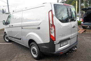 2015 Ford Transit Custom VN 330L Low Roof LWB Silver 6 Speed Manual Van.
