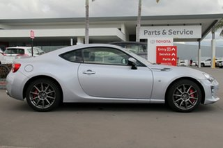 2017 Toyota 86 ZN6 GT Ice Silver 6 Speed Sports Automatic Coupe.