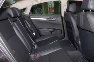 2018 Honda Civic 10th Gen MY18 RS Modern Steel 1 Speed Constant Variable Sedan