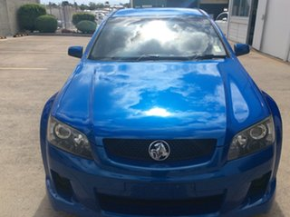 2010 Holden Commodore VE II SS V Blue 6 Speed Sports Automatic Sedan
