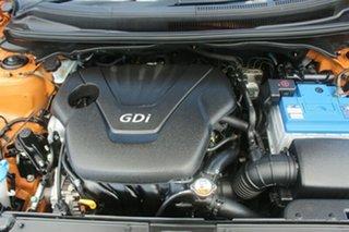 2012 Hyundai Veloster FS Coupe Orange 6 Speed Manual Hatchback