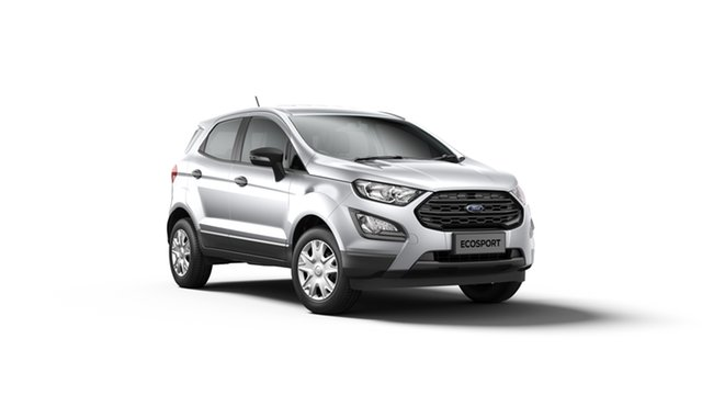 New Ford Ecosport BL 2020.00MY Ambiente, 2019 Ford Ecosport BL 2020.00MY Ambiente Moondust Silver 6 Speed Automatic Wagon