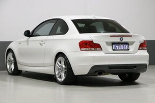 2012 BMW 120i E82 MY12 Update White 6 Speed Automatic Coupe
