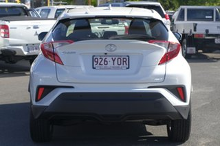 2018 Toyota C-HR NGX50R S-CVT AWD Crystal Pearl 7 Speed Constant Variable Wagon