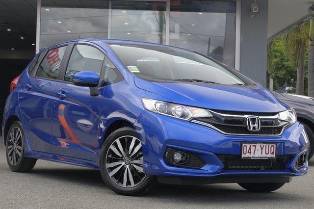 Demo Honda Jazz GF MY19 VTi-S, 2019 Honda Jazz GF MY19 VTi-S Blue 1 Speed Constant Variable Hatchback